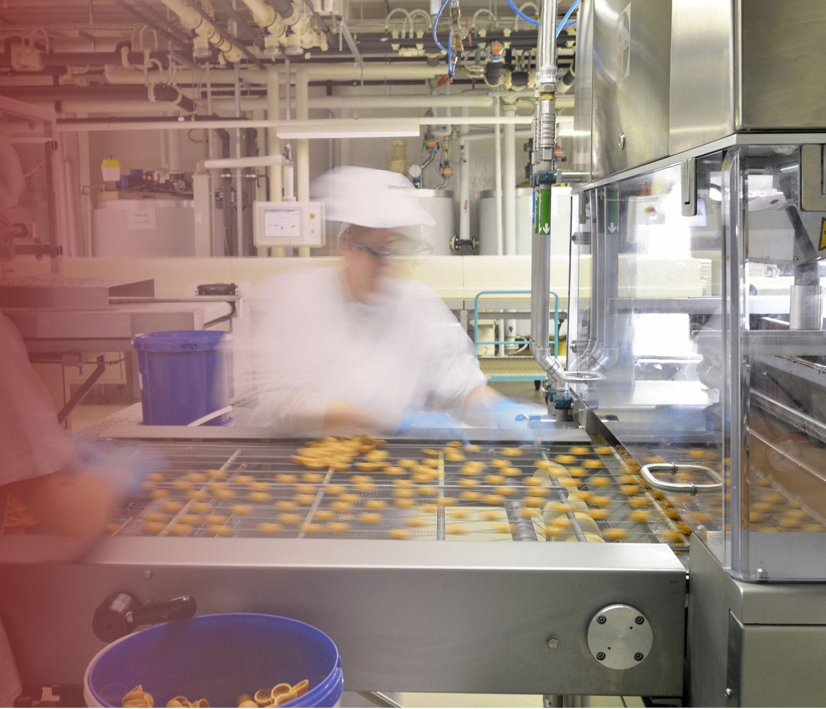 Industria Alimentícia